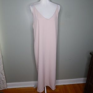 everlane women rose dress sz 8